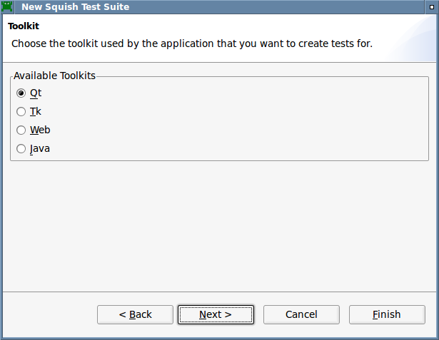5 1  Creating a Test Suite