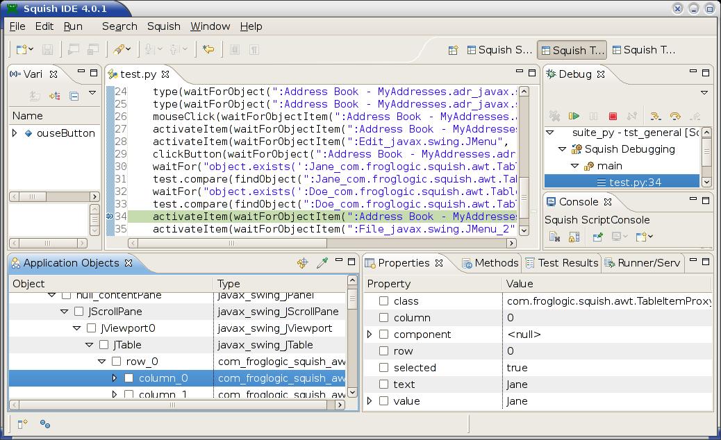 4 2  Squish for Java (AWT/Swing) Tutorials